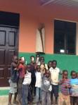 anjos de paulo neves para a escola da macia, em moçambique