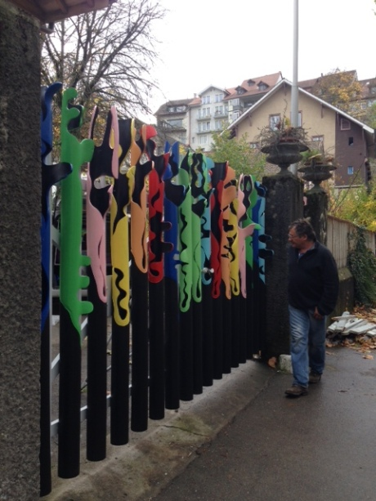 obras de paulo neves para a FERSIL em Burgdorf